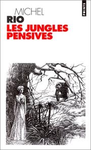 Cover of: Les jungles pensives