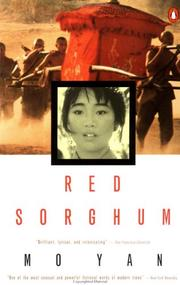 Cover of: Red Sorghum