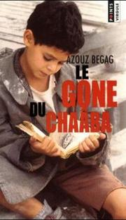 Cover of: Le Gone Du Chaaba