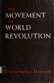 The movement of world revolution.