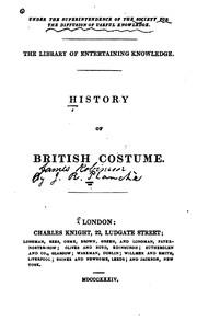 History of British costume.