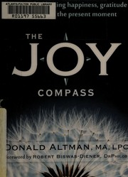 Cover of: The joy compass | Don Altman