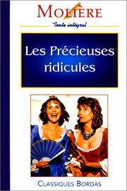 Cover of: Les Precieuses Ridicules
