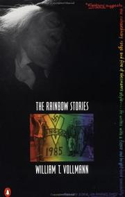Cover of: The Rainbow Stories (Contemporary American Fiction) | William T. Vollmann