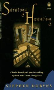 Cover of: Saratoga Haunting | Stephen Dobyns