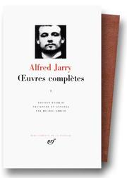 Cover of: Alfred Jarry