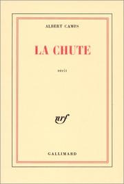 La chute by Albert Camus