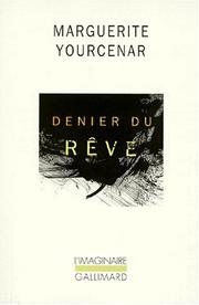 Cover of: Denier du Reve: Version de?finitive.