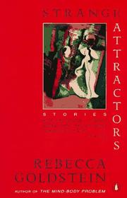 Cover of: Strange Attractors: Stories (Contemporary American Fiction)