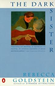 Cover of: The Dark Sister