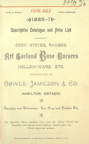 Art Garland stoves and ranges