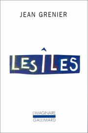 Cover of: Les îles