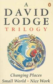 Cover of: A David Lodge Trilogy
