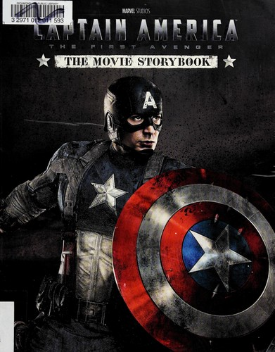 Captain America The First Avenger 2011 Edition Open Library