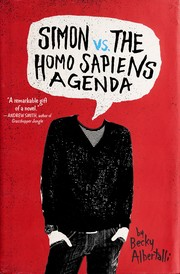 Cover of: Simon vs. the Homo Sapiens Agenda |