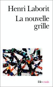 Cover of: La nouvelle grille