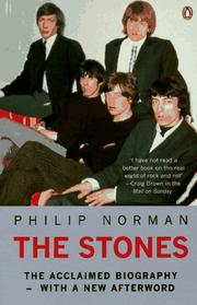 Cover of: The Stones | Philip Norman