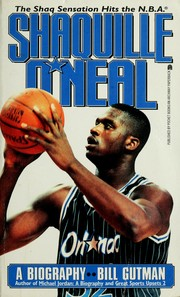Cover of: Shaquille O'Neal | Bill Gutman