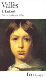 Cover of: L' Enfant De LA Haute Mer