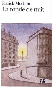 Cover of: Ronde de Nuit, Le