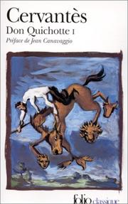 Cover of: Don Quichotte de la Manche, tome 1