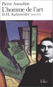 Cover of: L' homme de l'art