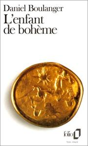 Cover of: L'Enfant de Boheme