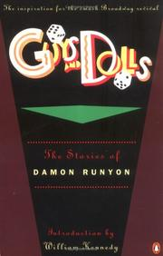 Guys and dolls by Damon Runyon