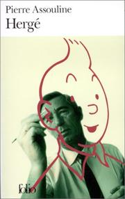 Cover of: Herge