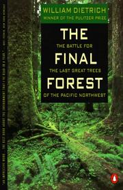 Cover of: The Final Forest