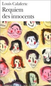 Cover of: Requiem des innocents