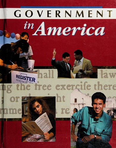Government in America (Teacher's Annotated Edition) by
