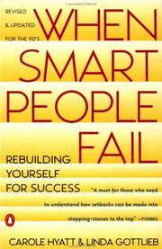 Cover of: When smart people fail