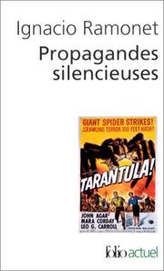 Cover of: Propagandes silencieuses