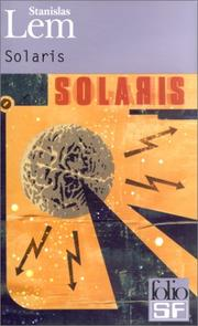 Cover of: Solaris (french)