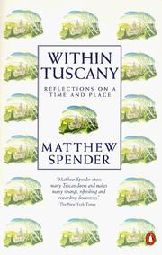 Cover of: Within Tuscany