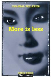 Cover of: More Is Less