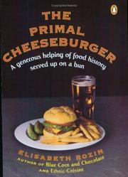 Cover of: The primal cheeseburger