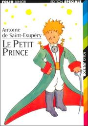 Cover of: Le Petit Prince (Collection Folio Junior, 453)