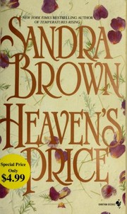Cover of: Heaven's Price | Sandra Brown