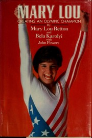 Cover of: Mary Lou by Mary Lou Retton