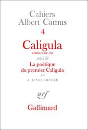 Caligula by Albert Camus