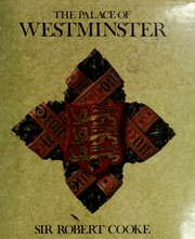 Cover of: The Palace of Westminster | Sir Robert Cooke