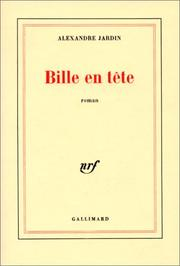 Cover of: Bille en tête