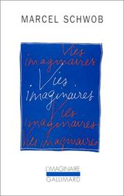 Cover of: Vies imaginaires