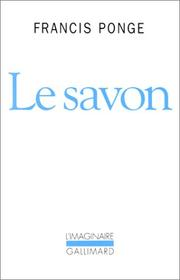 Cover of: Le\Savon