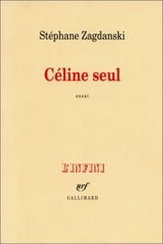 Cover of: Céline seul