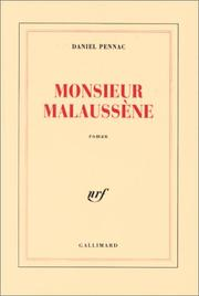 Cover of: Monsieur Malaussène