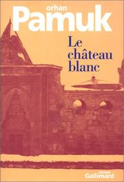 Cover of: Le Château blanc