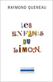 Cover of: Les Enfants du limon